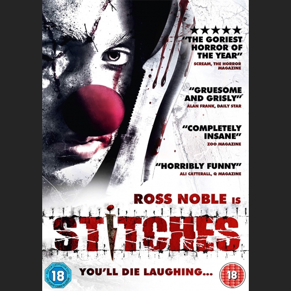 Stitches (DVD Region 2: Ireland)
