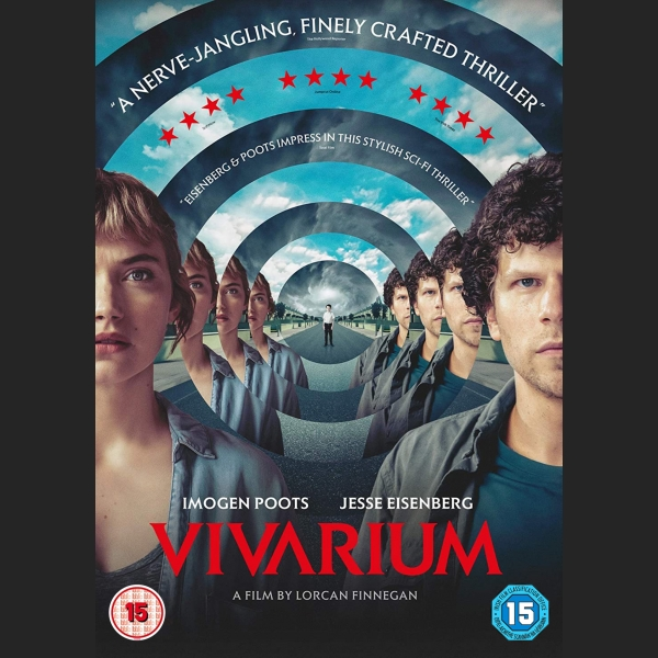 Vivarium (DVD Region 2: Ireland)